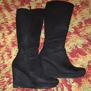 Michael Antonia black boots